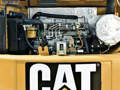 306d挖掘机采用三菱4m40发动机
